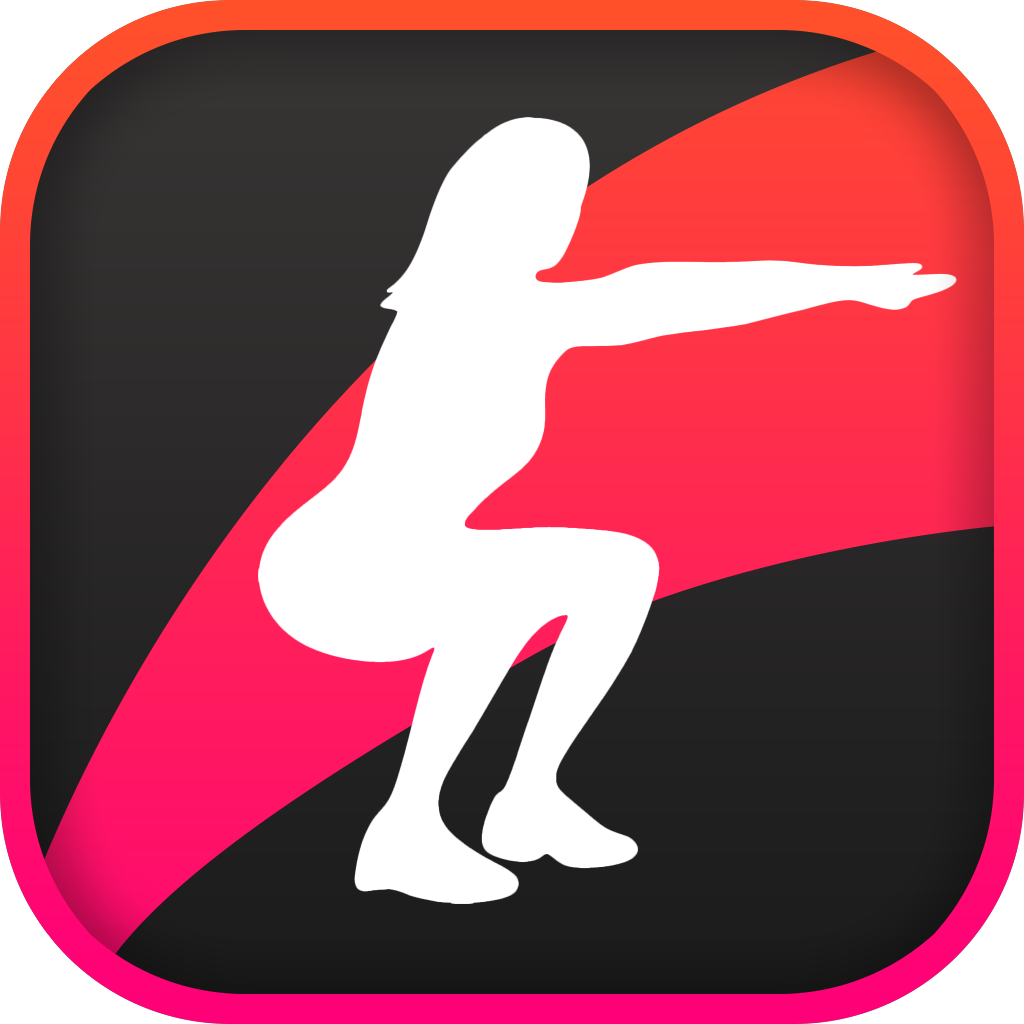 Squats Workout Women App icon