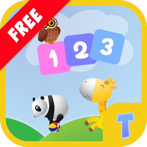 Learn to count 123 kids tappuma icon