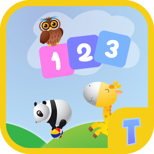 Learn to count app tappuma icon
